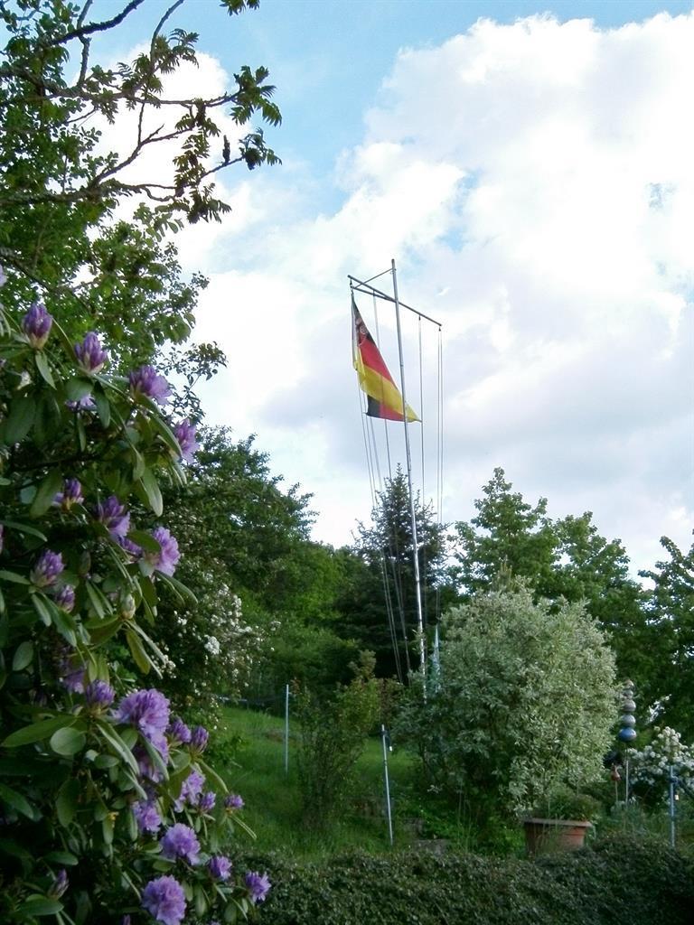 Flaggenmast