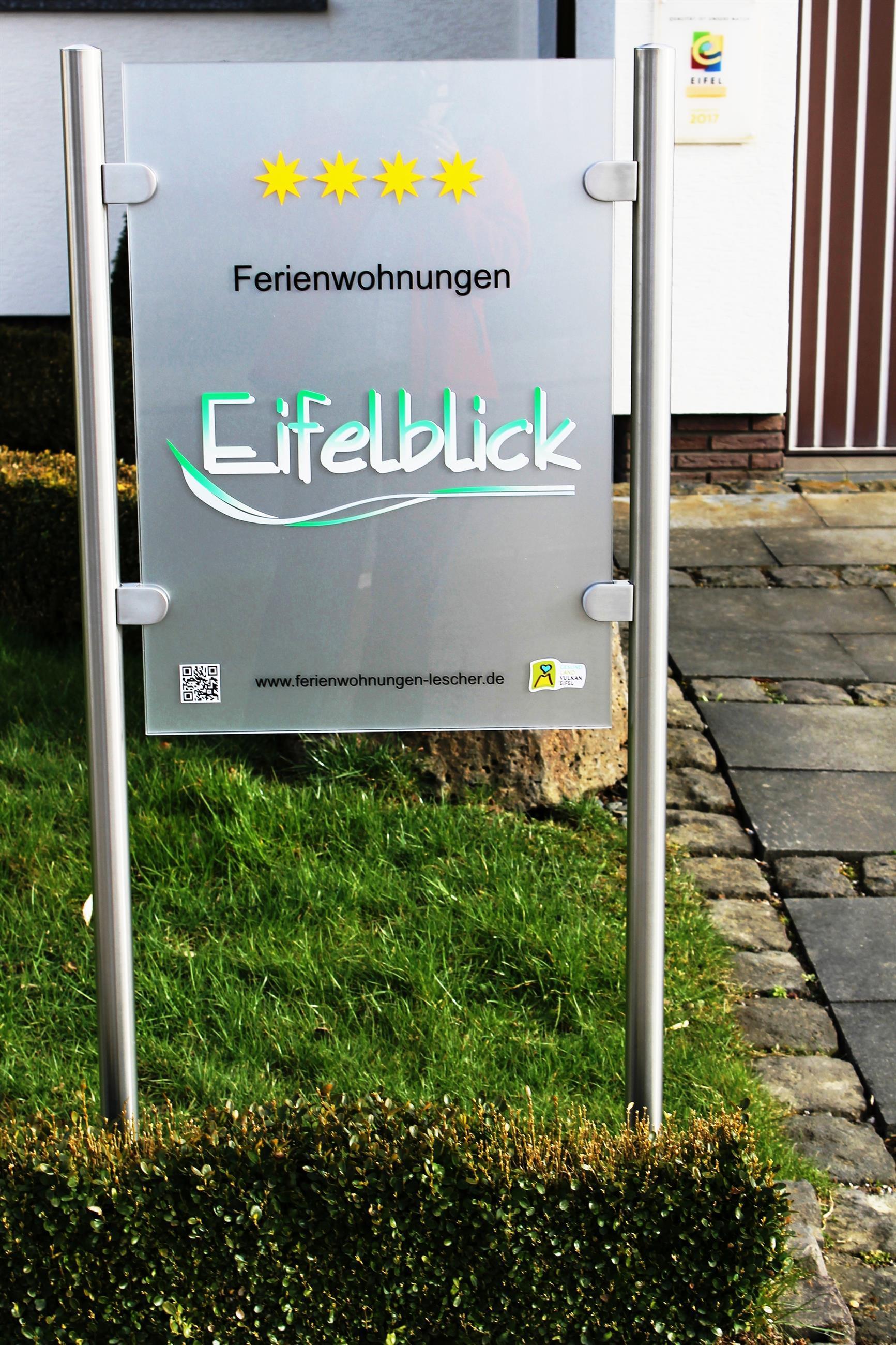 Ferienwohnungen Eifelblick 2-Bettwohnung App. Wies Ferienwohnung in der Eifel