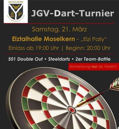 JGV-Dart-Turnier