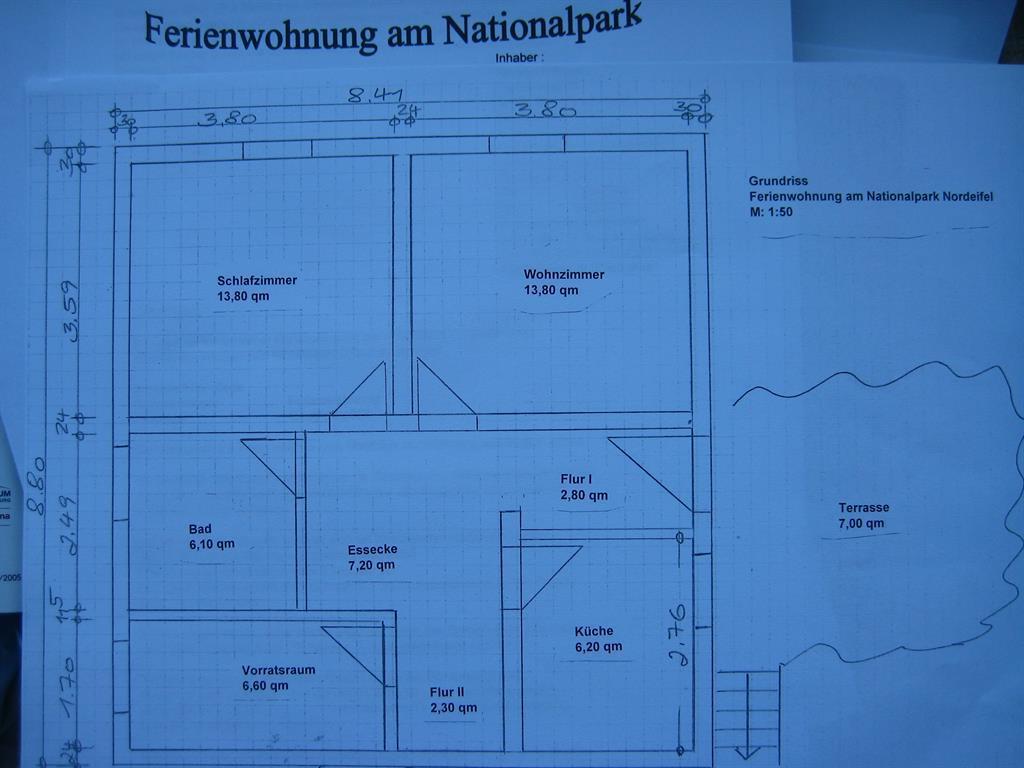 Ferienwohnung am Nationalpark 3-Bett-Dusche und Bad/WC (2025735), Hellenthal, Eifel (Nordrhein Westfalen) - Nordeifel, Nordrhein-Westfalen, Deutschland, Bild 33