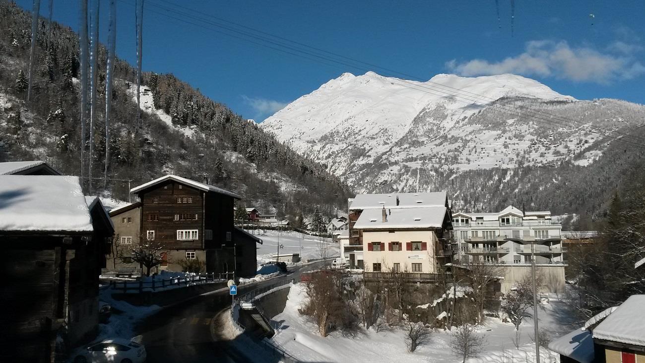 Holiday apartment ABC Ferienwohnung 3 3 1/2 Zimmerwohnung, 6-Betten (2534438), Fiesch, Aletsch - Goms, Valais, Switzerland, picture 13