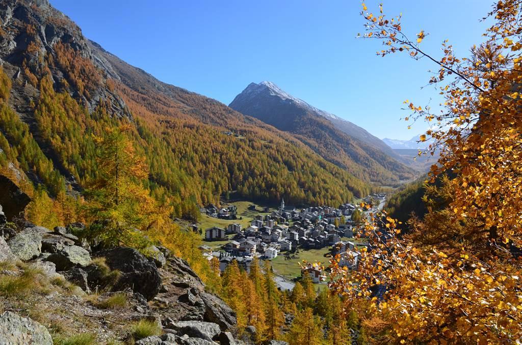 Ferienwohnung Wildi 4-Bettwohnung (794545), Saas Almagell, Saastal, Wallis, Schweiz, Bild 9