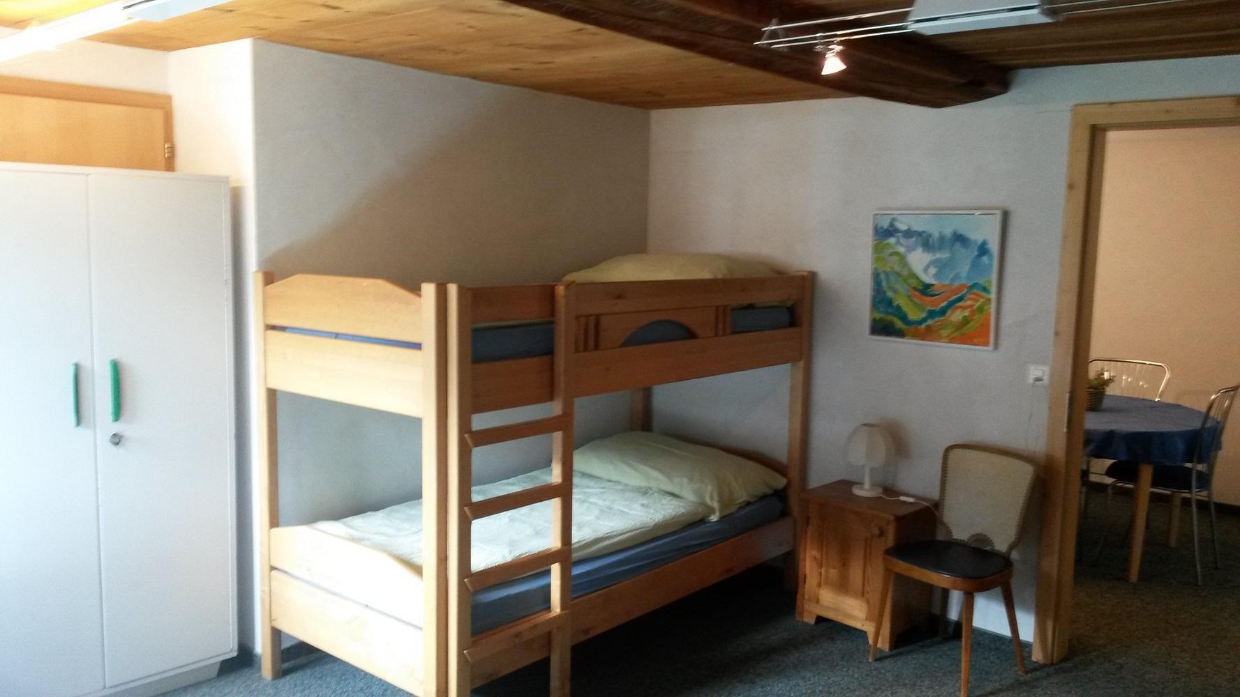 Holiday apartment ABC Ferienwohnung 3 3 1/2 Zimmerwohnung, 6-Betten (2534438), Fiesch, Aletsch - Goms, Valais, Switzerland, picture 21