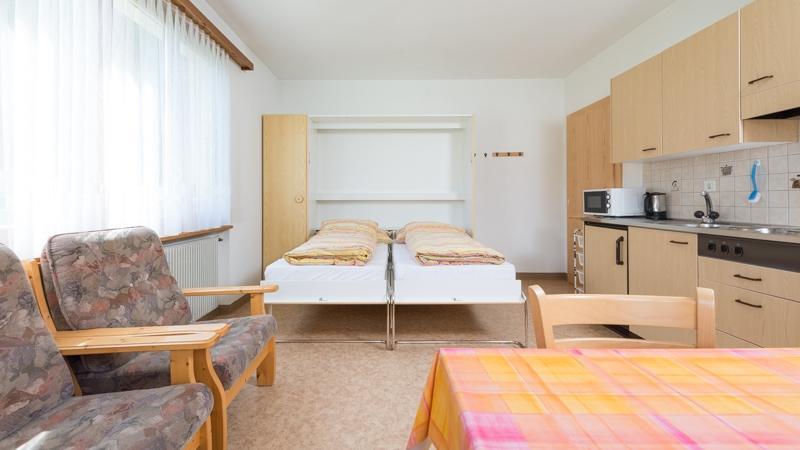 Ferienwohnung Aristella (SGF4280) Studio Nr. 3 (794616), Saas Grund, Saastal, Wallis, Schweiz, Bild 6