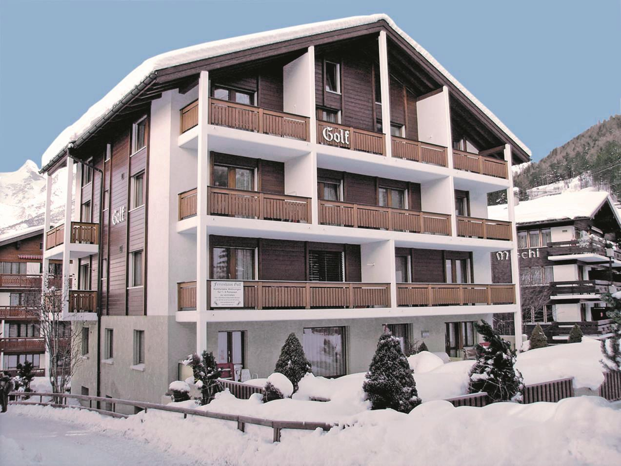 Holiday apartment Golf 6-Bettwohnung Nr. 1 (794443), Saas Fee, Saas Valley, Valais, Switzerland, picture 2