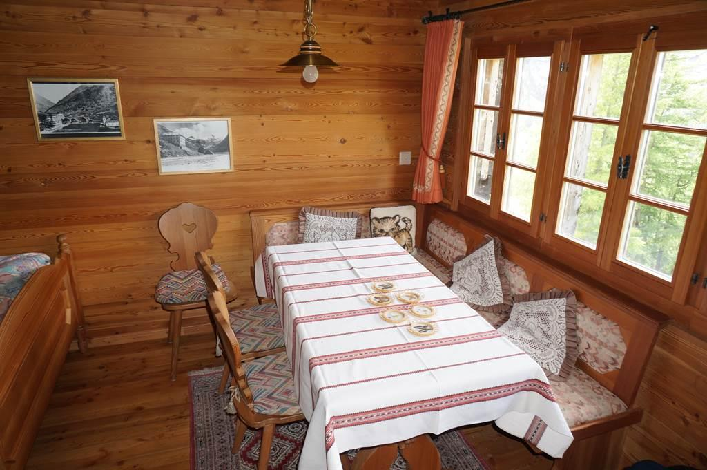 Ferienwohnung Zer Trächu 3-Bettwohnung (794515), Saas Almagell, Saastal, Wallis, Schweiz, Bild 5