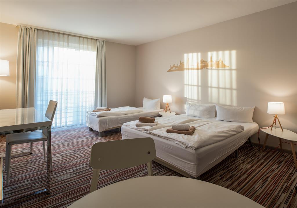 Foto Apartment mit Aufbettungen