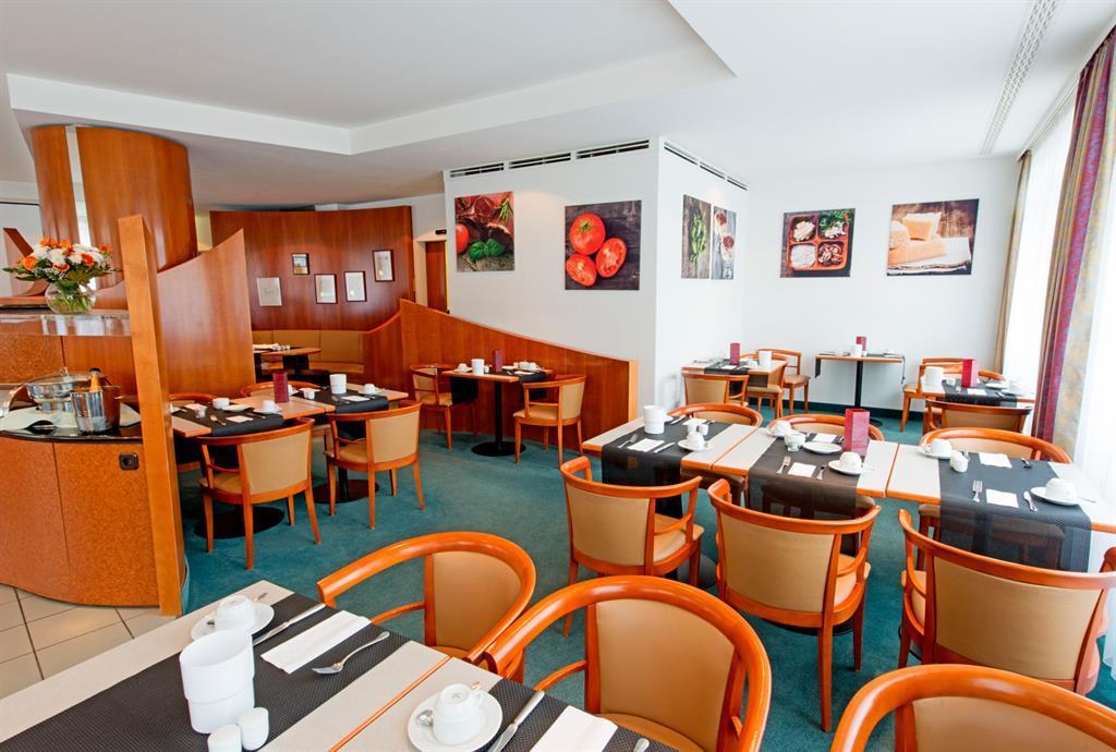 Foto Frühstücksrestaurant