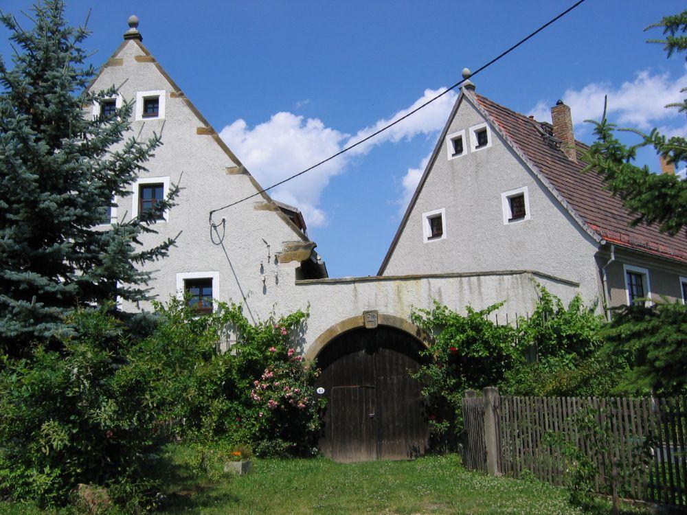 Foto Außenansicht des Gästehofes