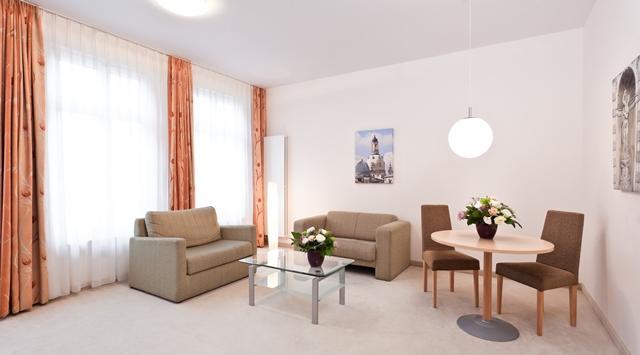 Foto Aparthotel Altes Dresden - Raumbeispiel 1