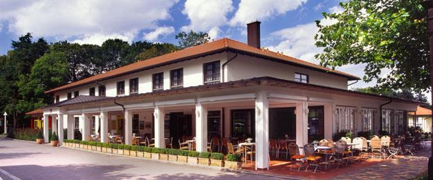Foto KIM Hotel im Park - Parkestaurant Luckner