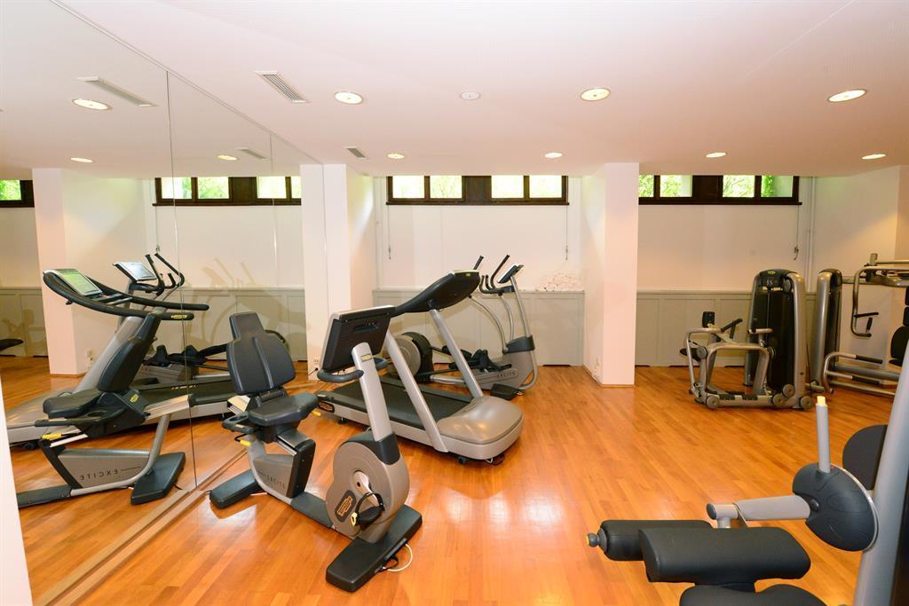 Foto Fitnessraum im Kavaliershaus