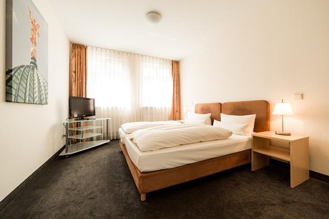 Foto Aparthotel Neumarkt - Zimmerbeispiel