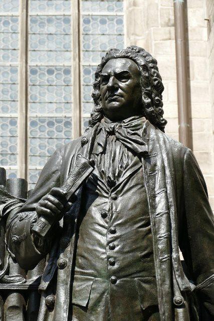 Foto Johann Sebastian Bach © pixabay