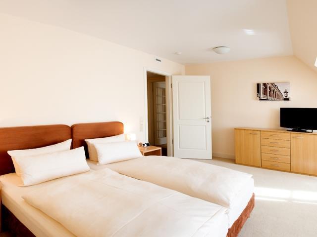 Foto Apartment Neumarkt Schlafzimmer