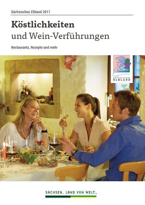 Köstlichkeiten und Wein-Verführungen