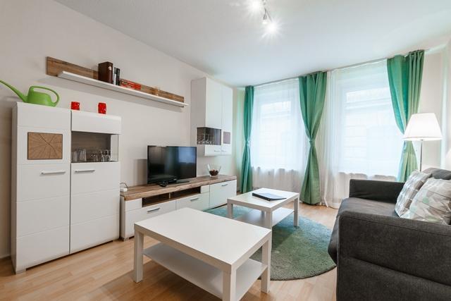 Foto Aparthotel Münzgasse - Raumbeispiel