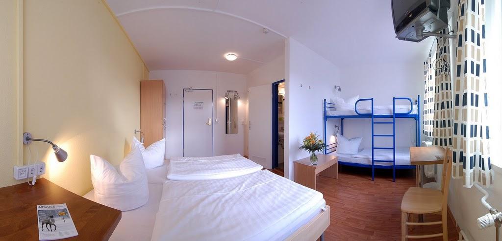 Foto A & O Hotel und Hostel - Familienzimmer