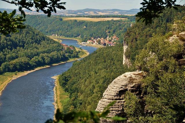 Foto Sächsische Schweiz © pixabay