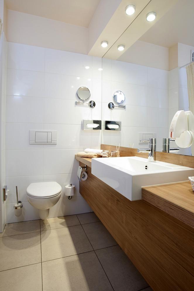 Foto Badezimmer Komfort-Doppelzimmer