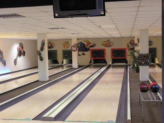 Foto Pension Sächsische Schweiz - Bowling