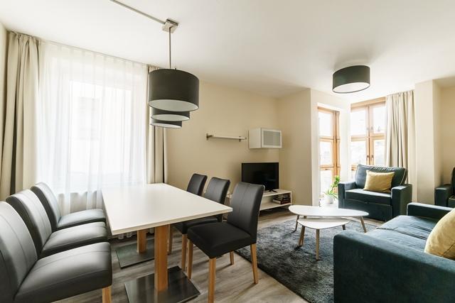 Foto Aparthotel Münzgasse - Raumbeispiel 2