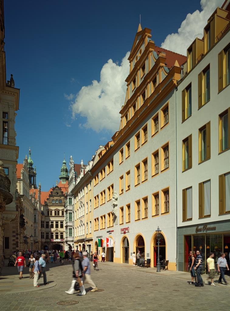Foto Hyperion Hotel Dresden - Außenansicht - Bild 1