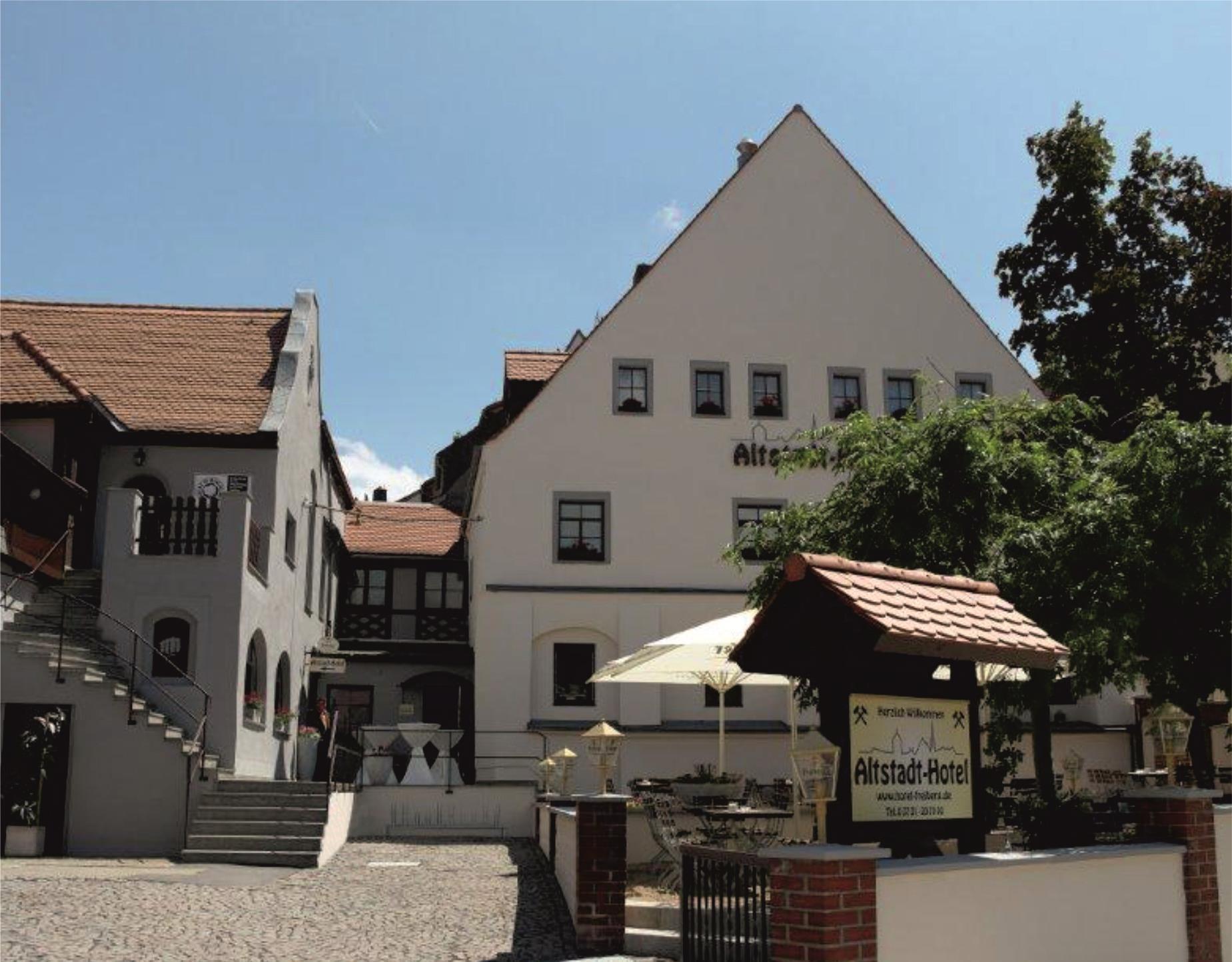 Altstadt-Apartments Altstadt-Apartments 45 m² Ferienwohnung in Sachsen