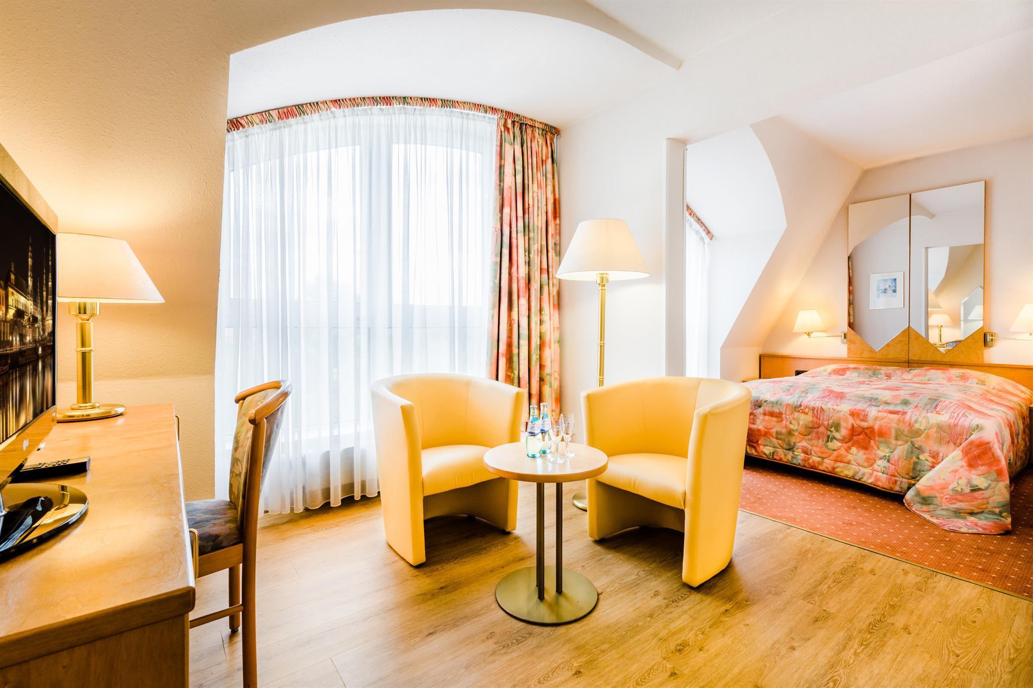 Foto Doppelzimmer Beispiel