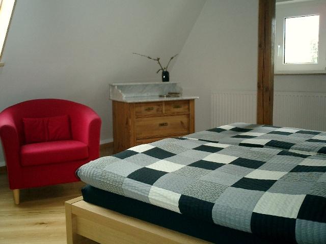 Foto App. am Schützenhof 1-Raum Schlafzimmer
