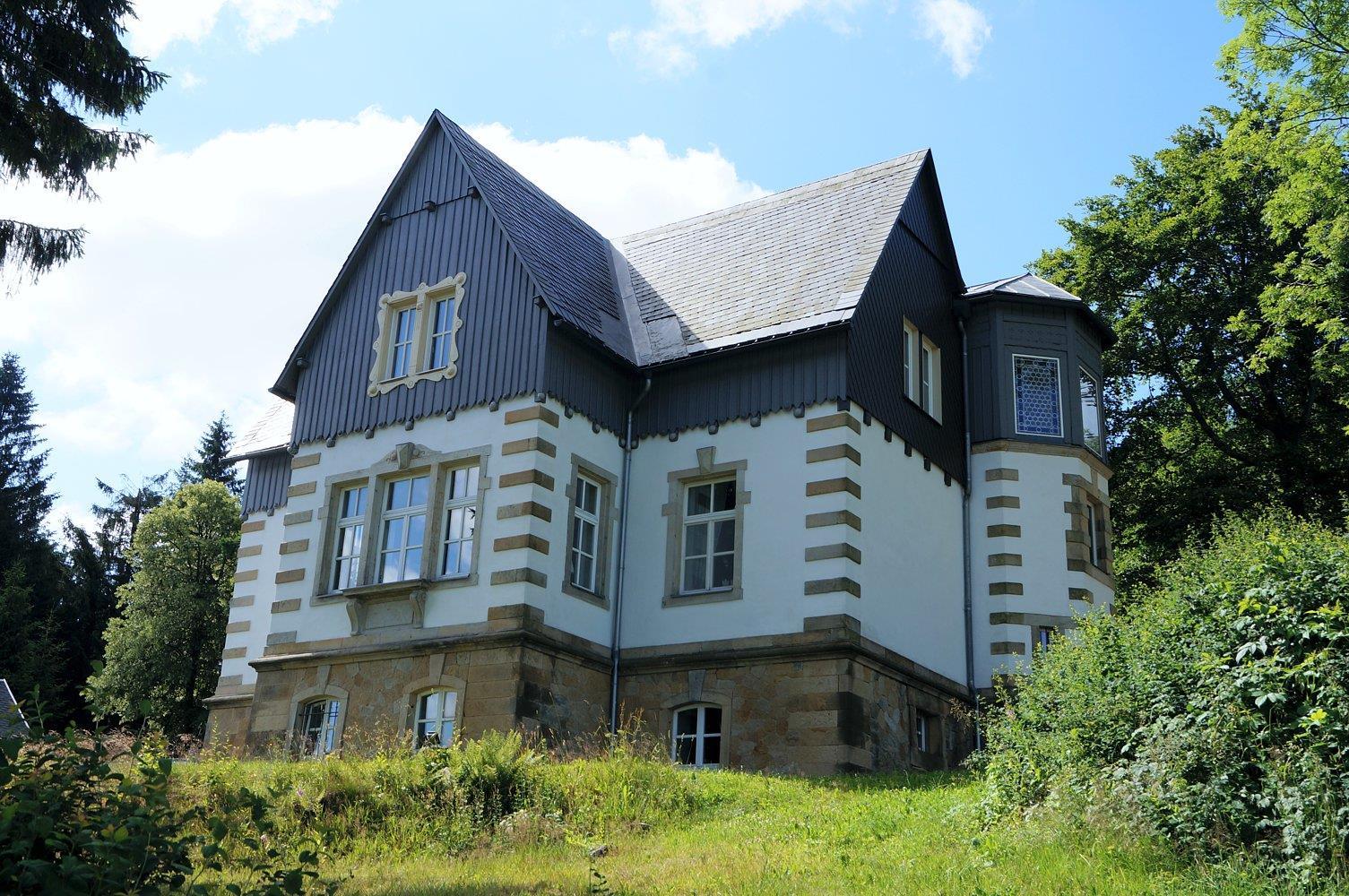 Ferienhaus Villa Unger Ferienhaus Villa Unger, 6 S Ferienhaus in Sachsen