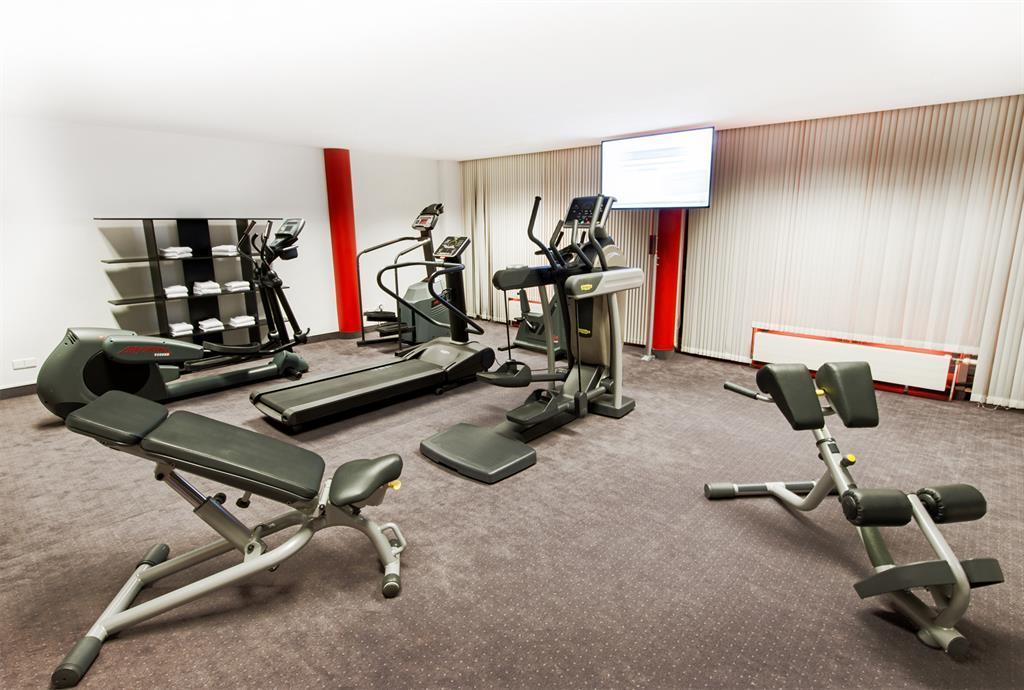 Foto Fitnessbereich