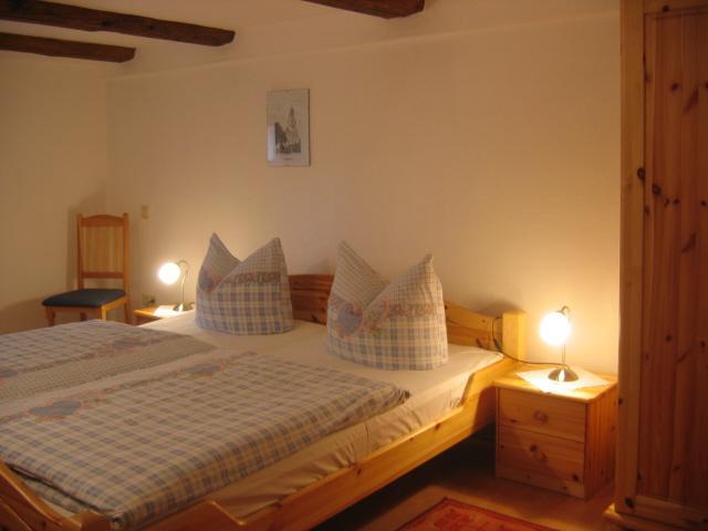 Foto Schlafzimmer der kleinen FeWo