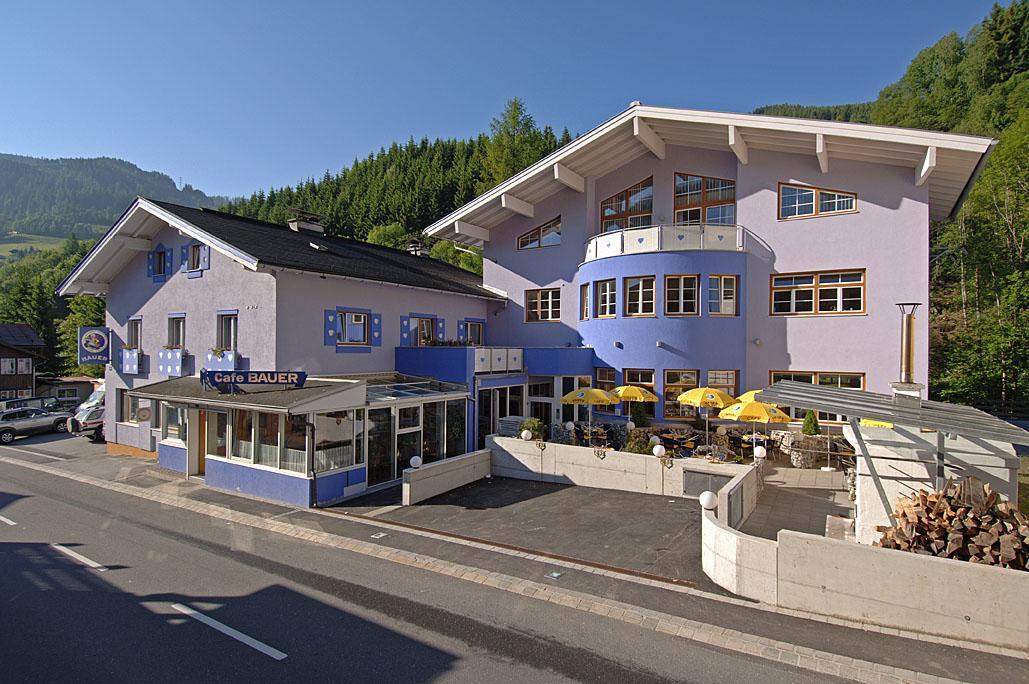 Ferienwohnungen Bauer Bäckerhaus Semmerl