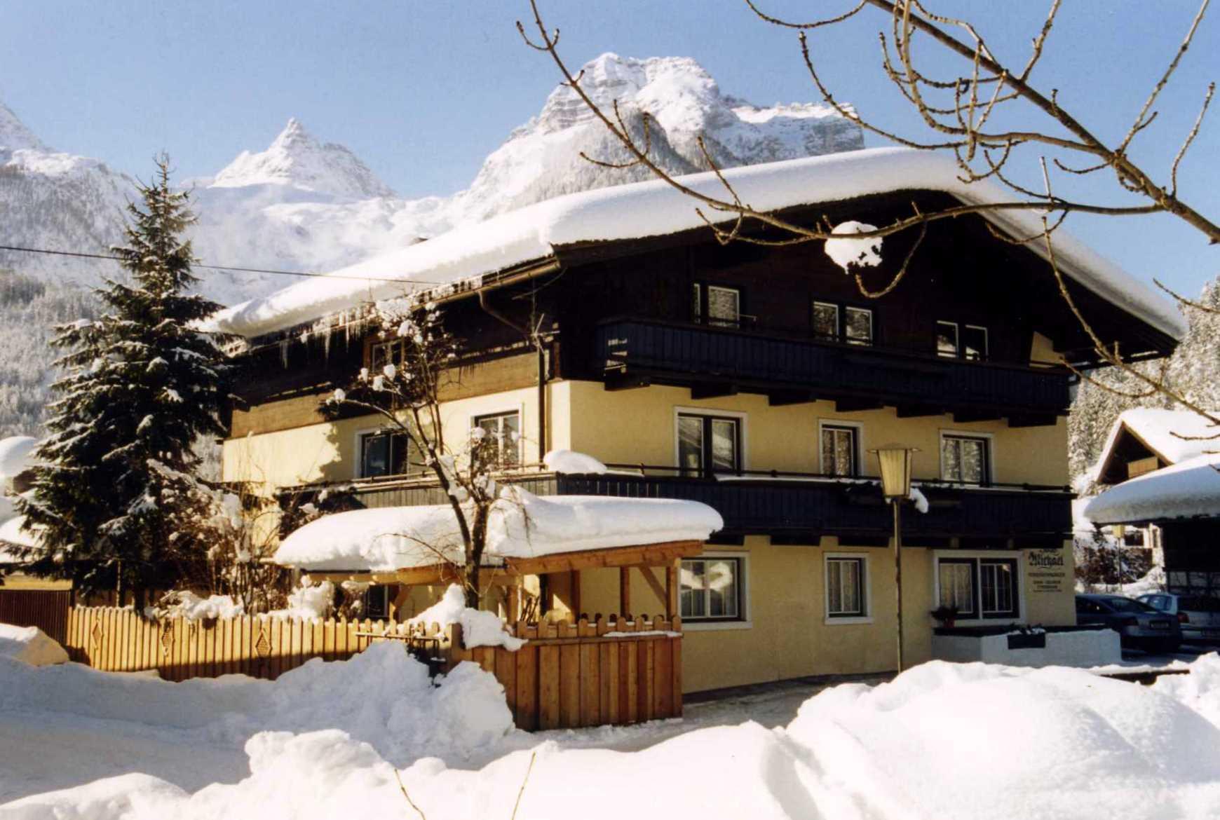 Appartement de vacances Waldemar Stainer, Haus Michael Apartment Mini =  1 Schlafraum/Bad, WC (1916625), Lofer, Pinzgau, Salzbourg, Autriche, image 8