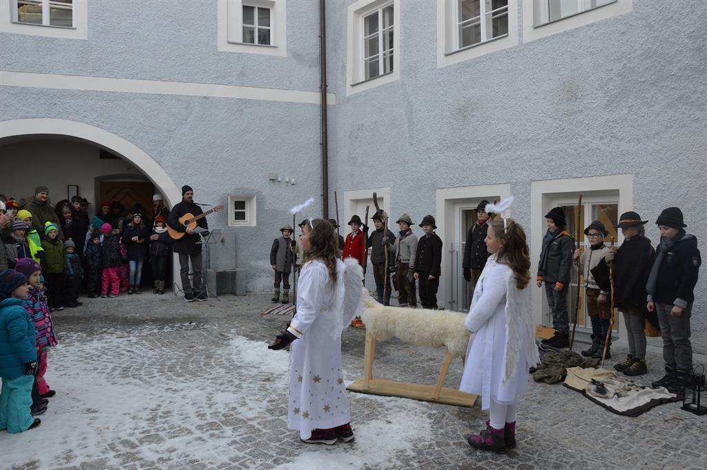 Mariapfarrer Advent