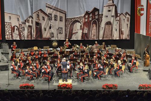 Weihnachtskonzert der Bürgerkorpskapelle