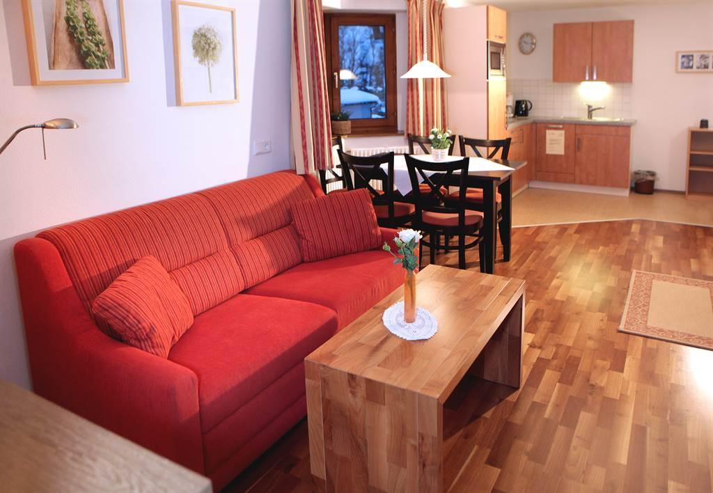 Appartement de vacances Ferienwohnungen Auer Apartment/2 Schlafräume/Dusche, WC (1916425), Lofer, Pinzgau, Salzbourg, Autriche, image 21
