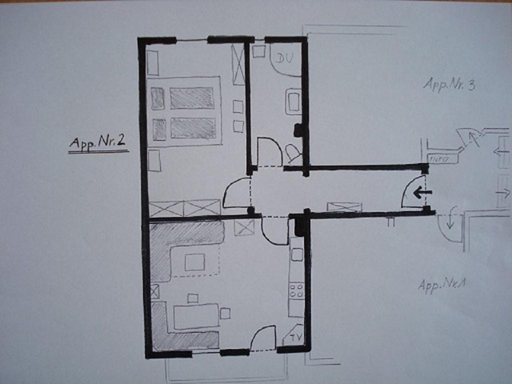 Ferienwohnung Pichler, Maxgut Apartment Nr.2/1 Schlafraum/Dusche, WC (1916389), Mariapfarr, Lungau, Salzburg, Österreich, Bild 17