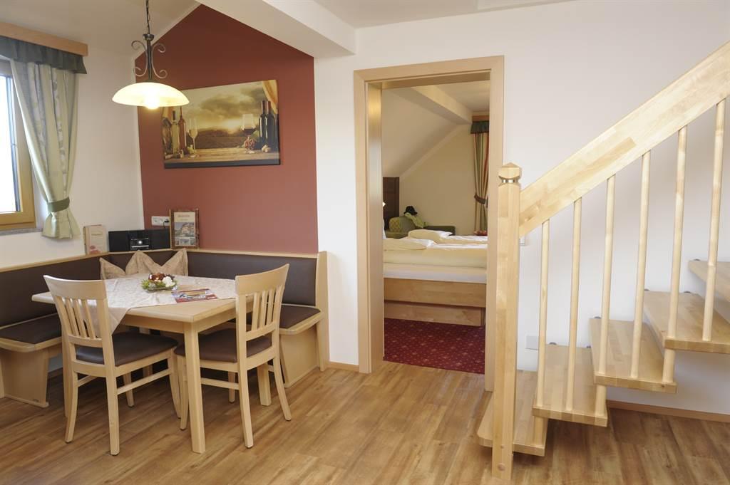 Appartement de vacances Moser, Samerhof Apartment/Speiereck/2 Schlafräume (2470638), Mariapfarr, Lungau, Salzbourg, Autriche, image 15