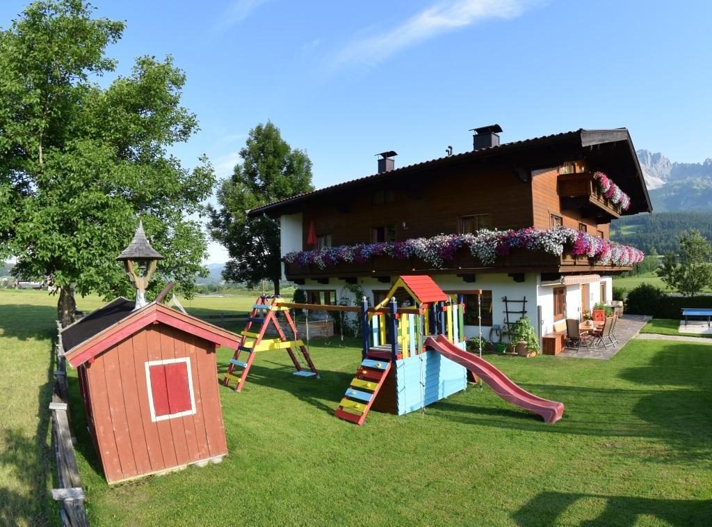 Appartement de vacances Appartement Feyersinger Franziska App. Morgensonne / 3 Schlafzimmer / 2 Bäder / 2 WC (611062), Ellmau, Wilder Kaiser, Tyrol, Autriche, image 12