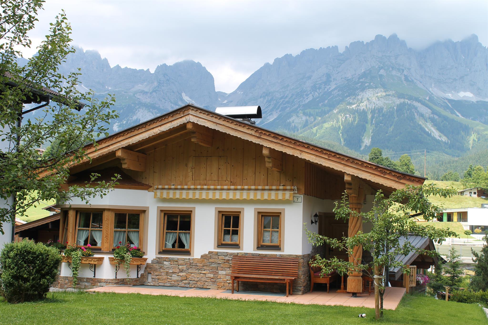 Maison de vacances Bichler's Ferienhaus Ferienhaus/2 Schlafräume/Bad, WC (2616276), Going am Wilden Kaiser, Wilder Kaiser, Tyrol, Autriche, image 10