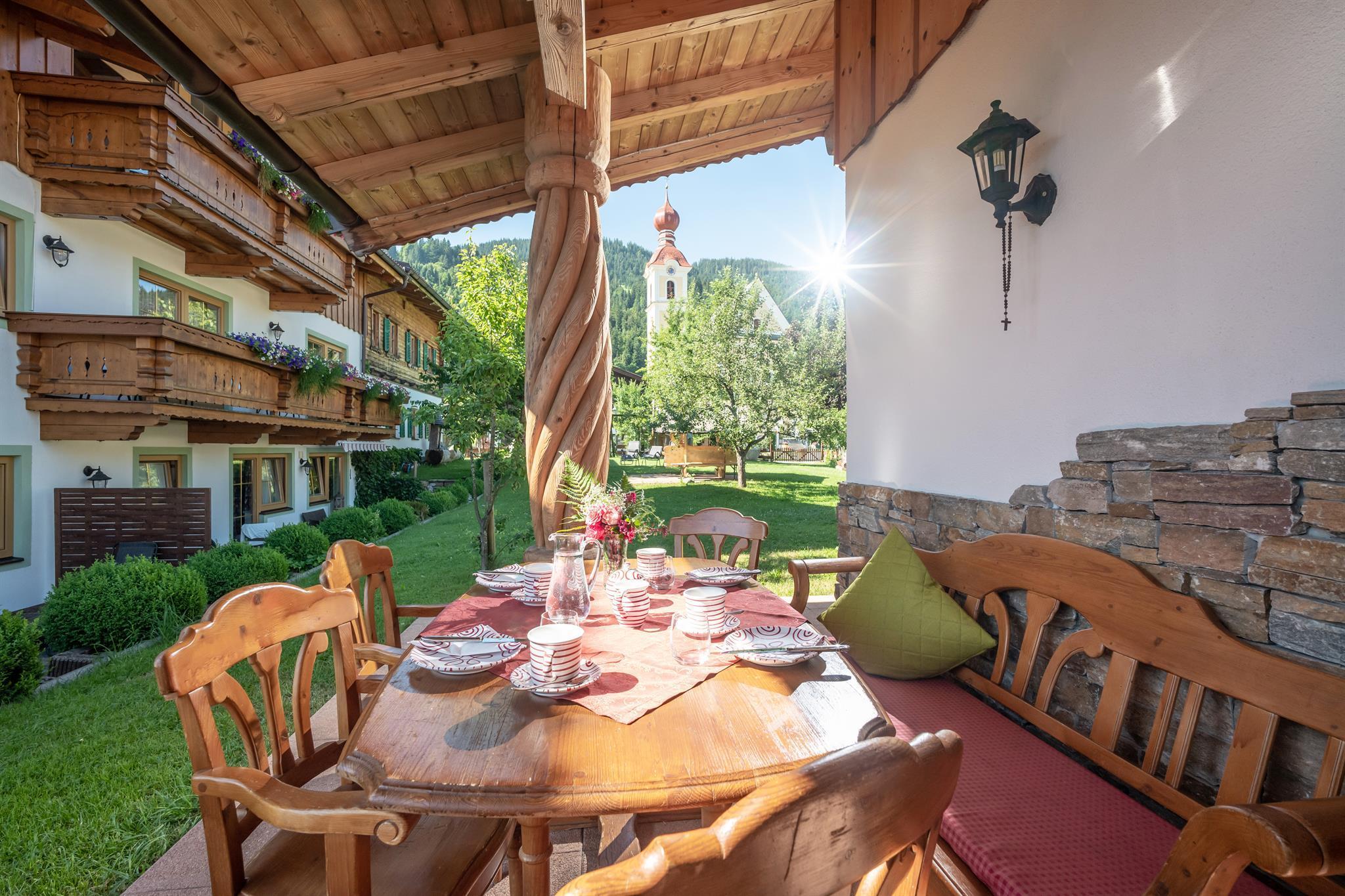Maison de vacances Bichler's Ferienhaus Ferienhaus/2 Schlafräume/Bad, WC (2616276), Going am Wilden Kaiser, Wilder Kaiser, Tyrol, Autriche, image 23