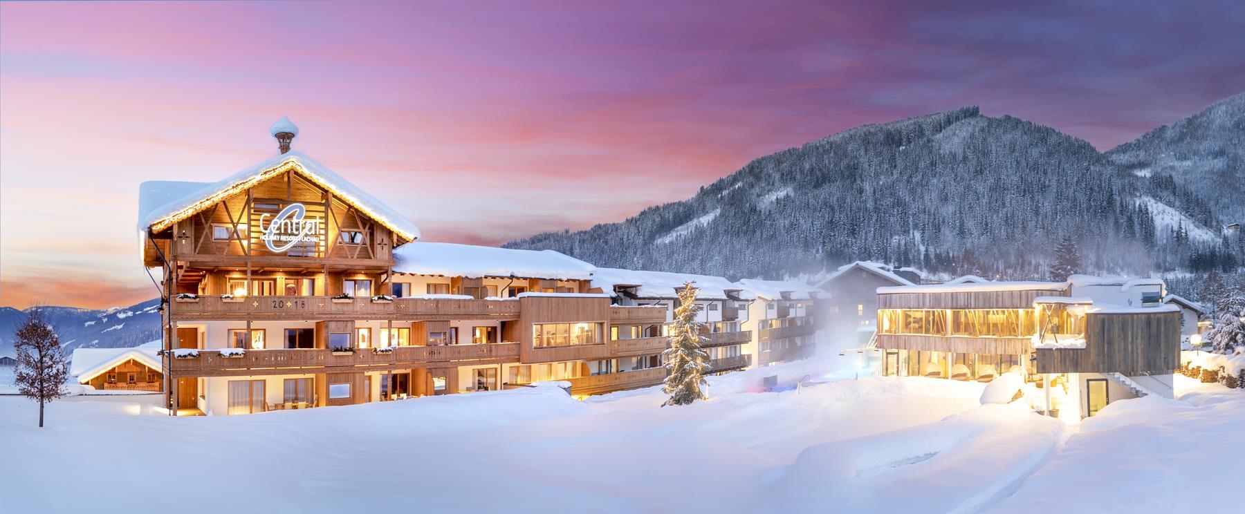 Appartement de vacances Ferienanlage Central Fewo A (2-4 Personen/1SZ, WSR) (2099190), Flachau, Pongau, Salzbourg, Autriche, image 1