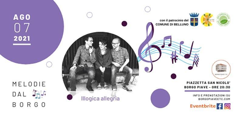 Melodie dal Borgo – Illogica allegria