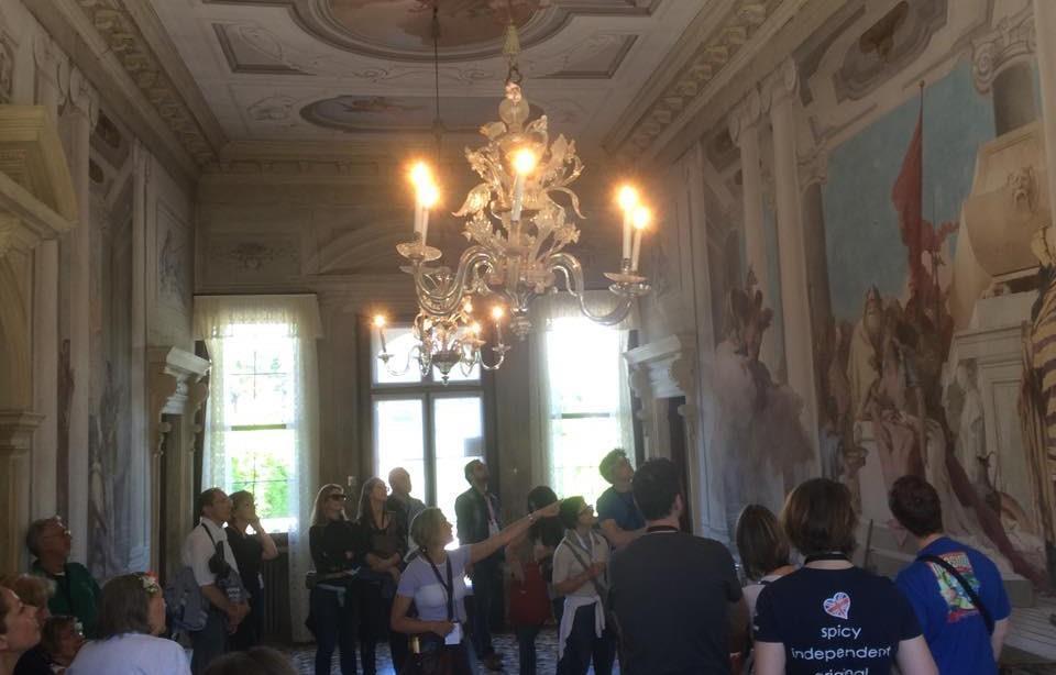 VISITE SOSPESE | Visita guidata a Villa Valmarana ai Nani