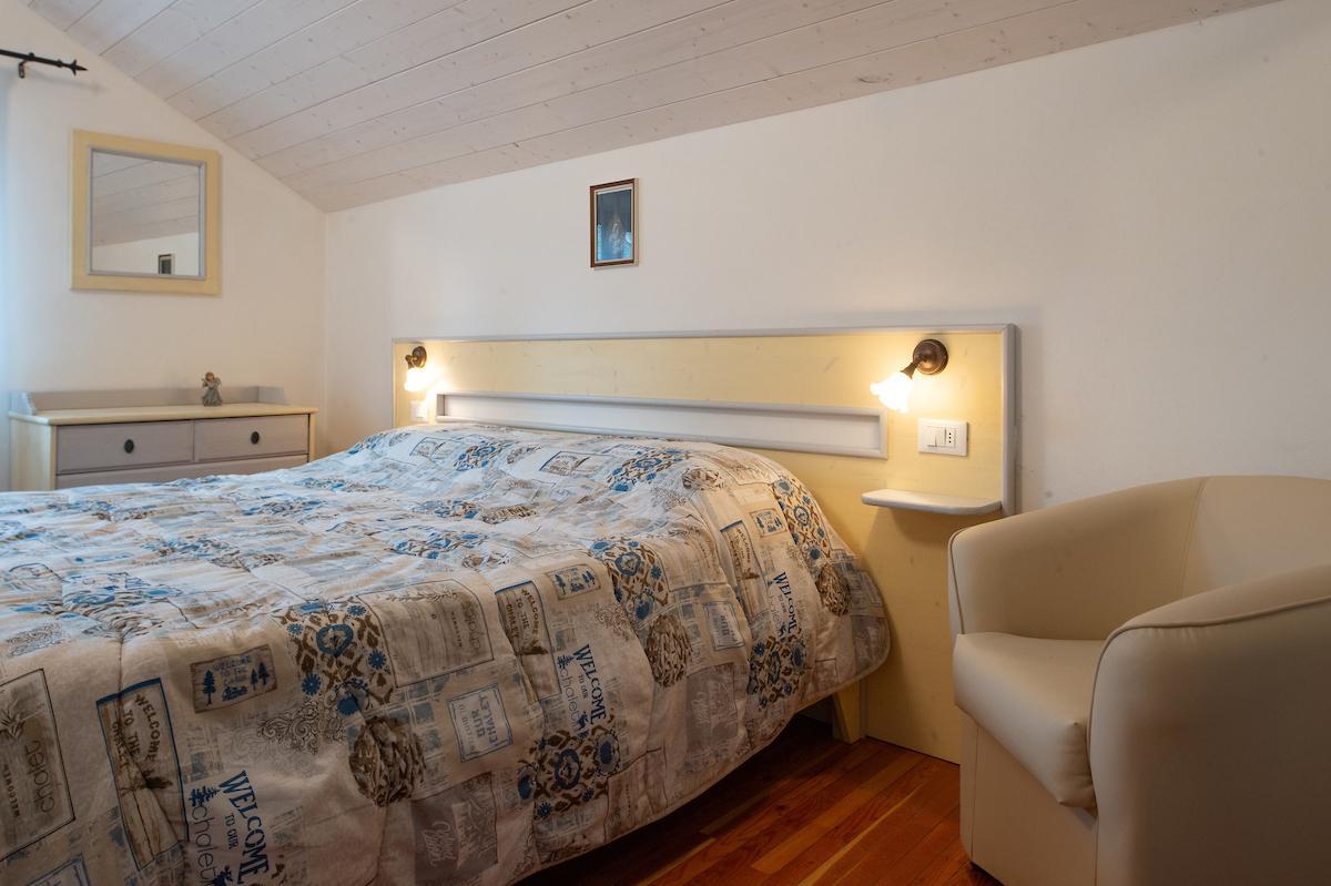 Appartamento lago blu Casa Riccio a San Cristoforo