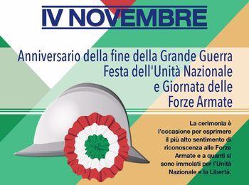 Celebrazione IV Novembre