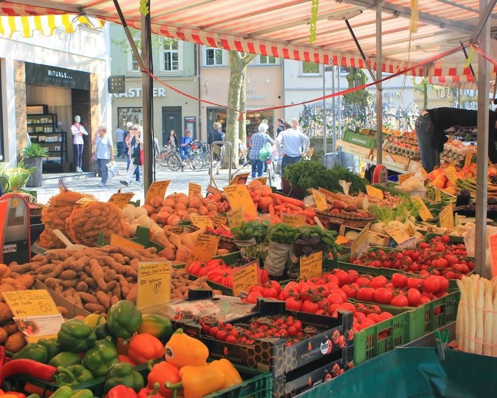 I mercati della natura a km 0 - Pescantina