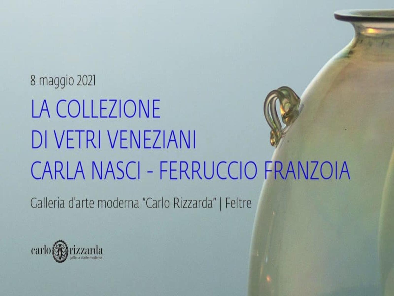 Collezione di vetri veneziani Nasci – Franzoia
